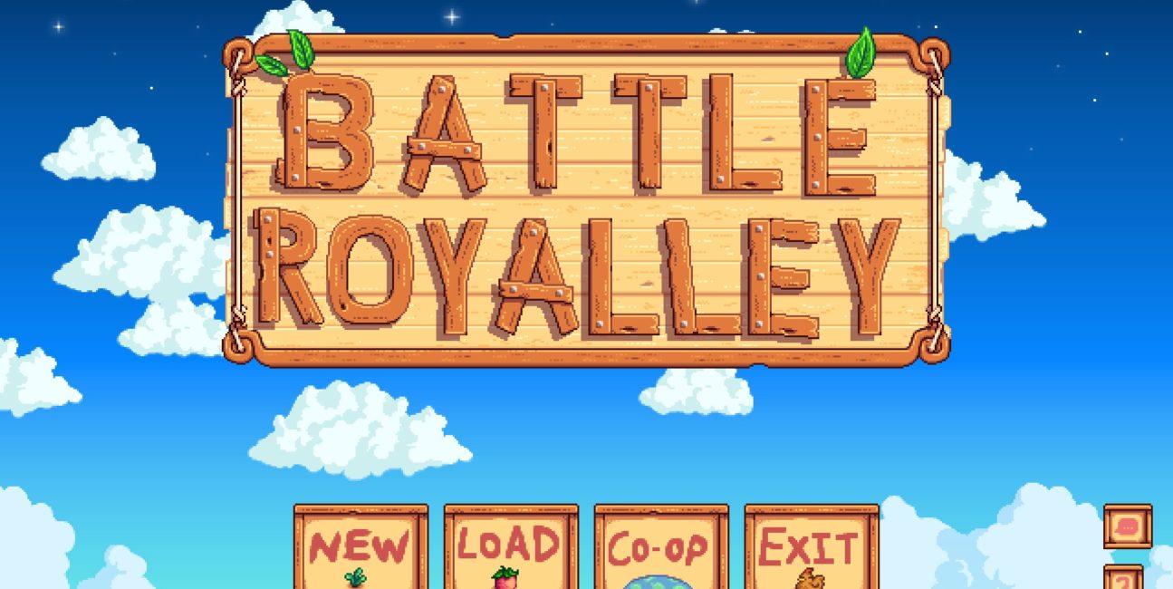 Battle Royale zawitało na farmę Stardew Valley
