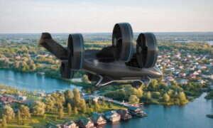 Bell buduje latającą taksówkę Nexus