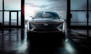 Marka Cadillac z najlepszymi samochodami elektrycznymi od General Motors