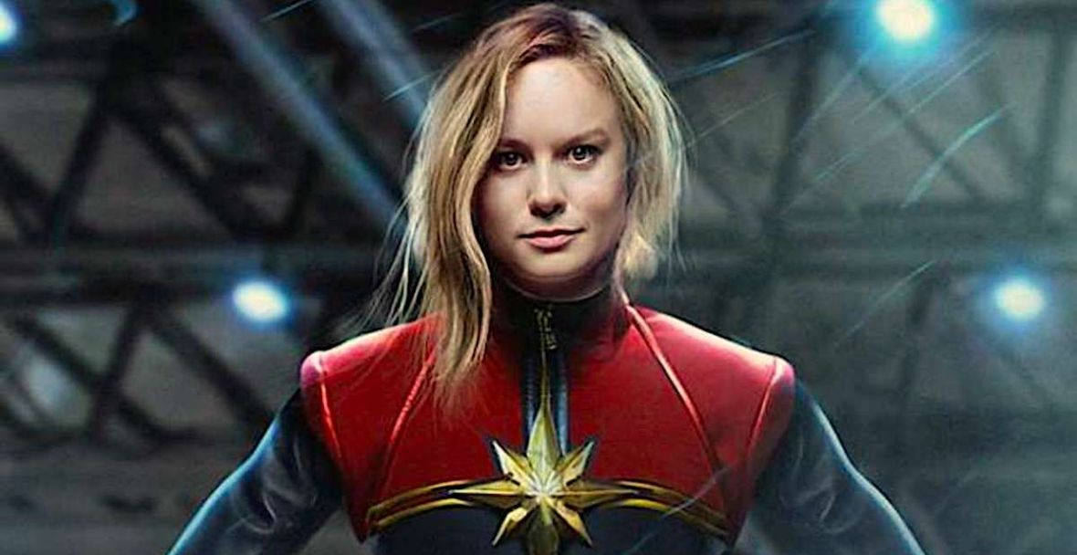 Nowe plakaty z filmu Kapitan Marvel