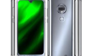 Tak wygląda Motorola G7
