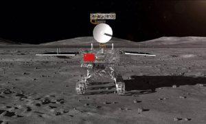 NASA wykonała zdjęcie chińskiemu lądownikowi na Księżycu