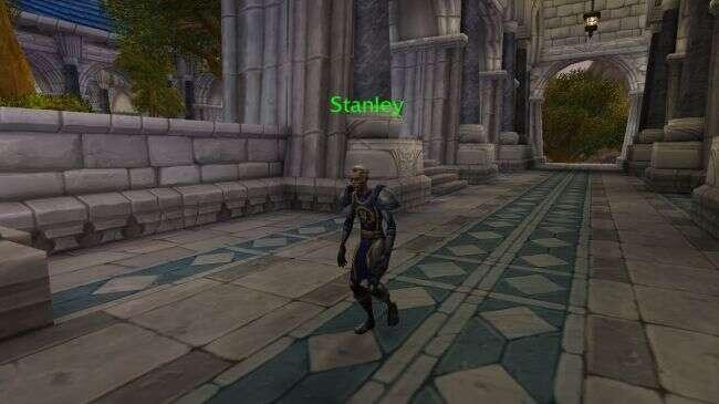 Stan Lee uwieczniony w World of Warcraft
