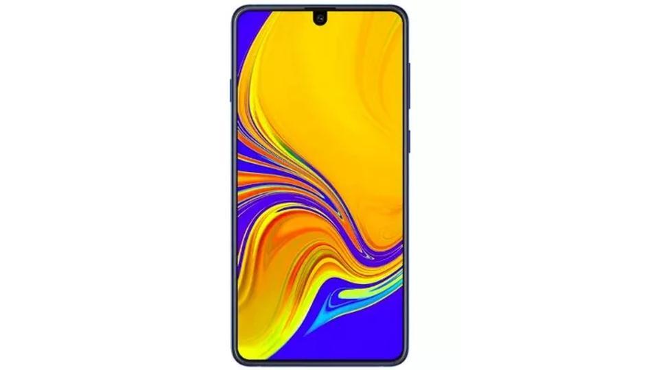 Samsung Galaxy A90, Galaxy A90, parametry Galaxy A90, informacje Galaxy A90, czytnik Galaxy A90