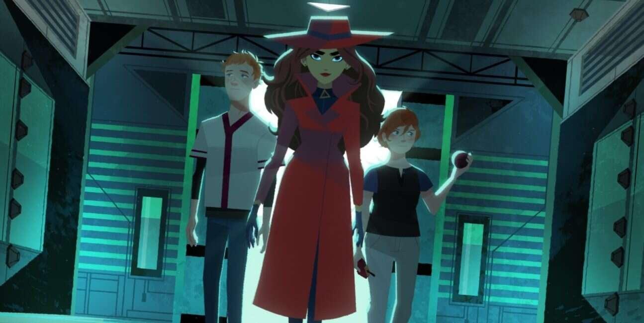 Zobaczcie zwiastun reboota Carmen Sandiego od Netflixa