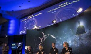 New Horizons przesłał pierwszy sygnał z Ultima Thule