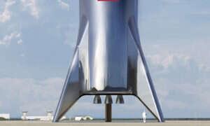 Elon Musk pokazuje teaser Starship