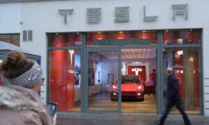 Tesla przyjmuje zamówienia na Model 3 w Europie