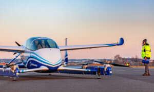 Pierwsza autonomiczna latająca taksówka Boeing odbyła swój lot