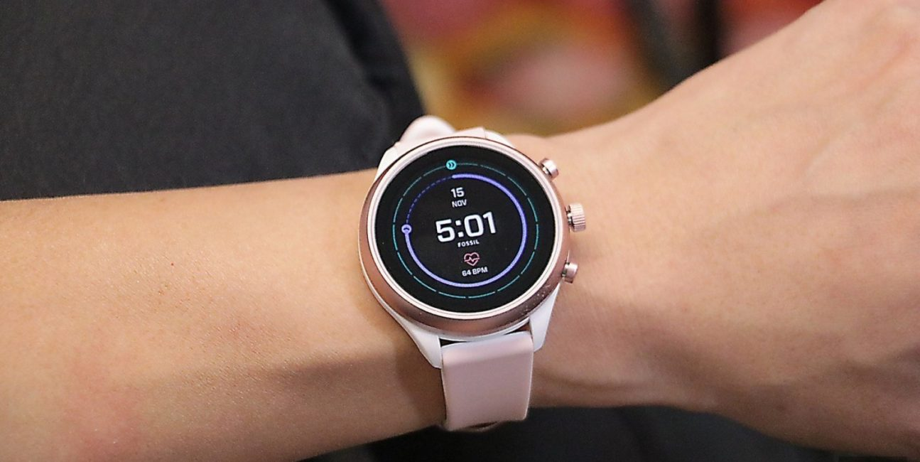 Google, fossil, google fossil, smartwatche, google smartwatch, google zegarek