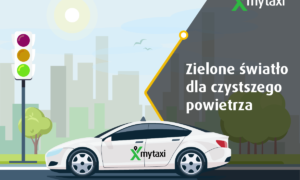 Ekologiczne taksówki dostępne w mytaxi
