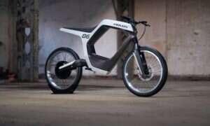 Elektryczny motocykl Novus zachwyca niską wagą i przeraża ceną