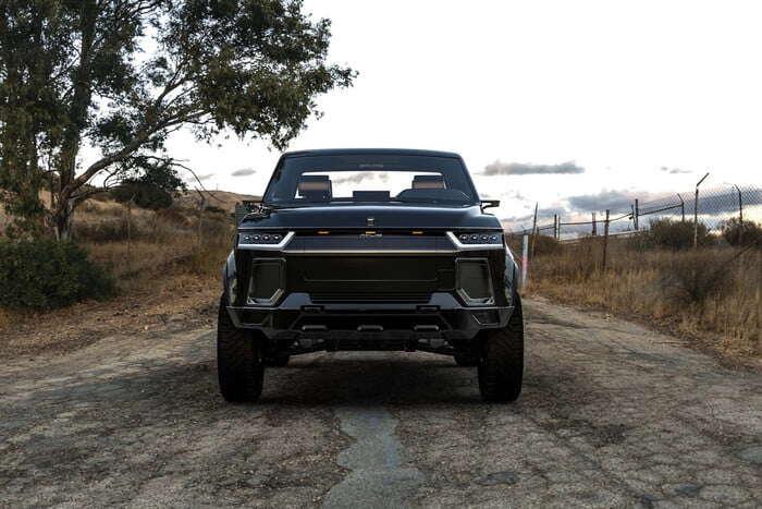 Elektryczny pickup XT od świeżego na rynku Atlis Motors