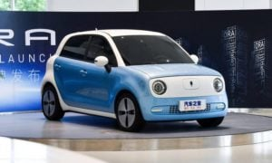 Elektryczny samochód Ora R1 oferuje ogromny zasięg za przystępną cenę