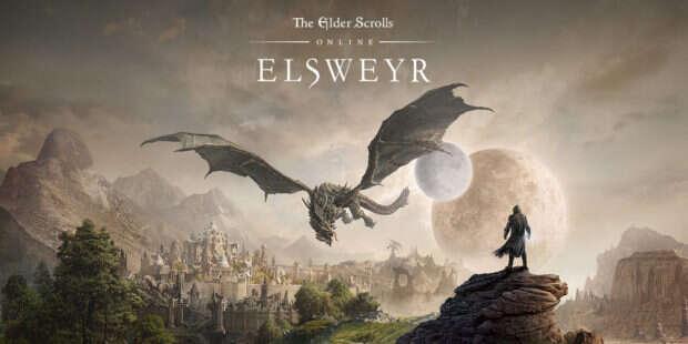 Elsweyr wprowadzi do Elder Scrolls Online smoki i nową klasę