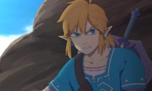 Fanowskie anime The Legend of Zelda: Breath Of The Wild wygląda genialnie