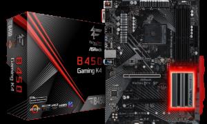Test płyty głównej ASRock Fatal1ty B450 Gaming K4