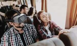 FlixBus używa VR, aby poradzić sobie z nudą w czasie podróży