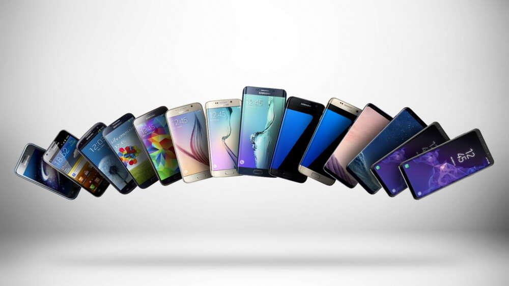 Samsung, galaxy, historia galaxy, historia samsunga, linia galaxy