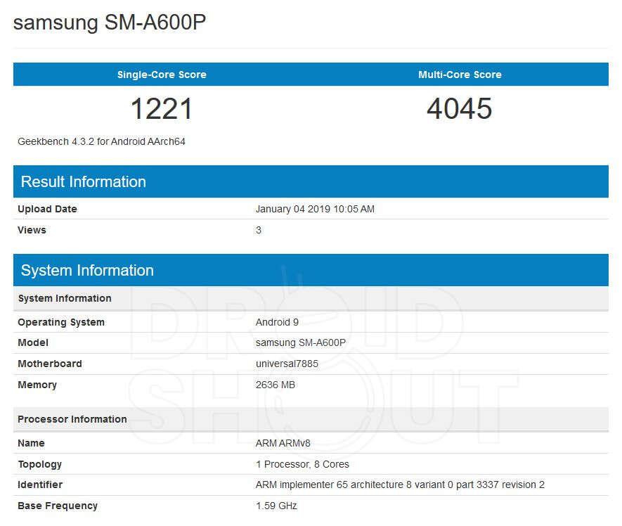 Samsung Galaxy A6 (2018), android pie Samsung Galaxy A6 (2018), android 9 Samsung Galaxy A6 (2018), aktualizacja Samsung Galaxy A6 (2018)