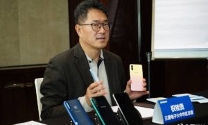 Samsung Galaxy A8s FE to żeńska wersja smartfona