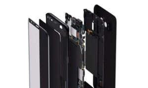 Samsung Galaxy S10 Lite z dość małą baterią