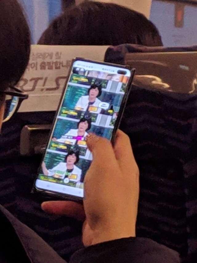 Galaxy S10+, samsung Galaxy S10+, zdjęcie Galaxy S10+, realne zdjęcie Galaxy S10+, autobus Galaxy S10+
