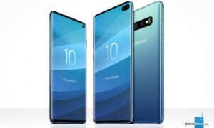 Samsung Galaxy S10+ to najcieńszy smartfon w ofercie firmy