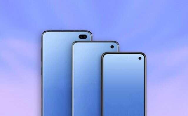 Galaxy S10, samsung Galaxy S10, wygląd Galaxy S10, design Galaxy S10, zdjęcie Galaxy S10