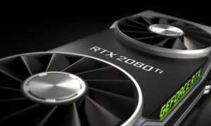 Sprzedaż kart GeForce RTX zawiodła Nvidie