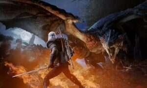 Geralt w Monster Hunter: World – data startu wydarzenia