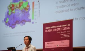 Chiński rząd oficjalnie oskarża naukowca odpowiedzialnego za edycję genów u ludzi