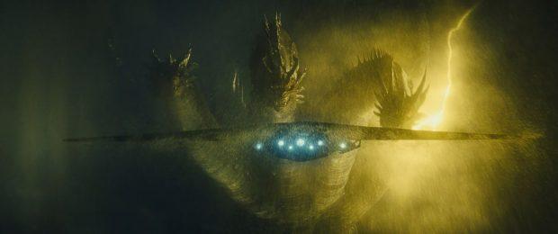 Król Gidorah na nowym zdjęciu z filmu Godzilla: Król Potworów