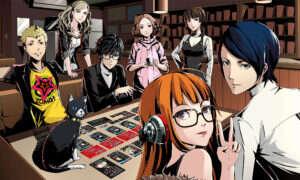 Gra planszowa Persona 5 jest dostępna zupełnie za darmo!