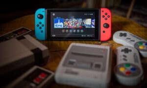 Gry z SNES na Nintendo Switch  – poznaliśmy listę tytułów