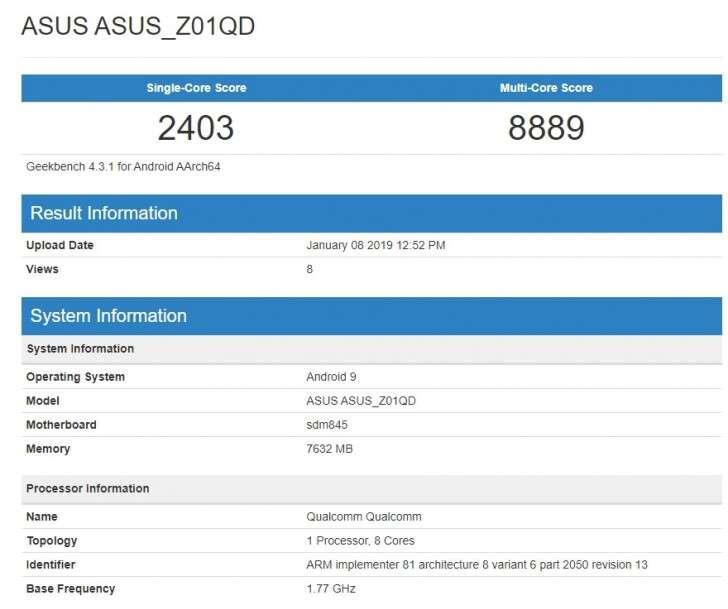 Asus ROG Phone, android pie Asus ROG Phone, android 9 Asus ROG Phone, aktualizacja Asus ROG Phone