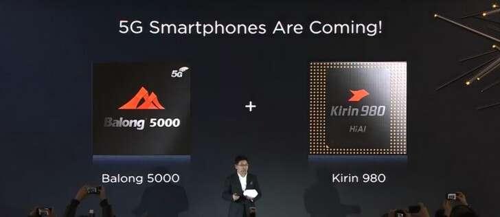 Huawei, MWC Huawei, 5G Huawei, smartfon Huawei, składany smartfon Huawei,