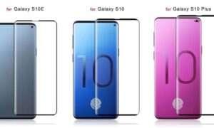 Aparat Galaxy S10 będzie obsługiwał różne gesty