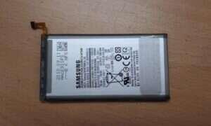 Jaką baterię będą miały Samsungi Galaxy S10?