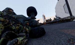 HALO w Arma 3 – mod, który pokaże brutalność kosmicznego uniwersum