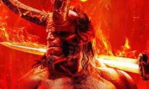 Nowy plakat Hellboya. Lepiej nie zadzierać z Diabłem