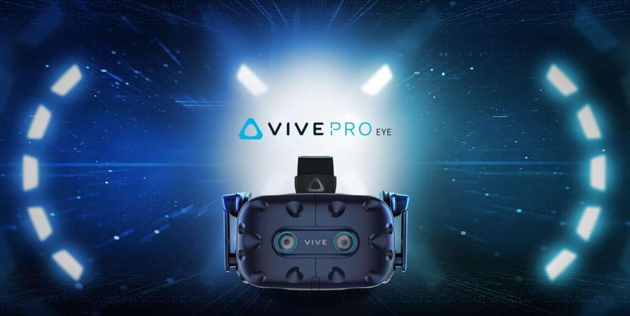 HTC, VIve HTC, Viveport, VIVE Cosmos, Vive Pro eye, htc vive pro eye