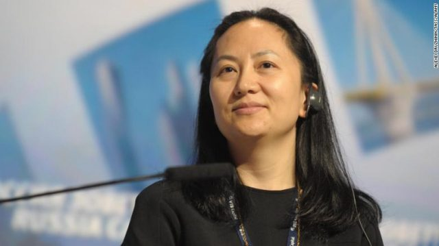 CFO Huawei, Meng Wanzhou, huawei kanada, huawei USA< ekstradycja CFO huawei
