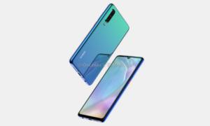 Huawei P30 i P30 Pro z ekranami OLED