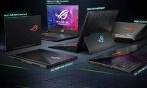 Nowe laptopy Asus RoG zaprezentowane podczas CES 2019
