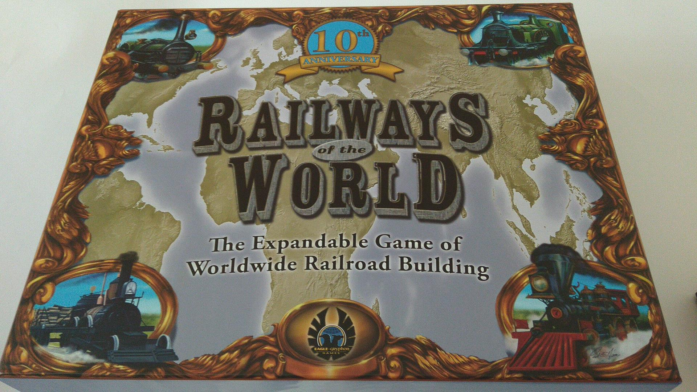 Railways of the World pudło