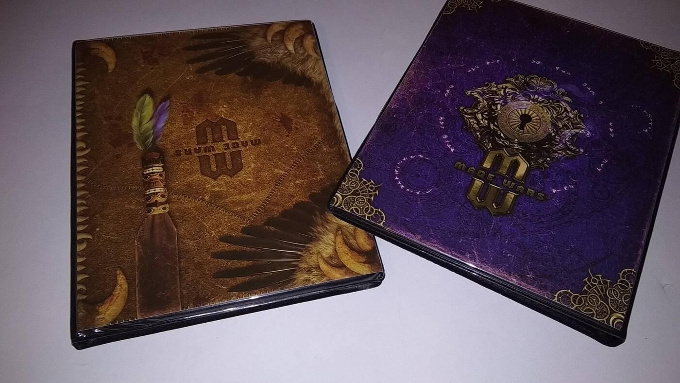 Mage Wars: Arena księgi