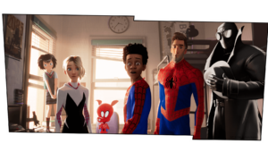 Recenzja filmu Spider-Man: Uniwersum