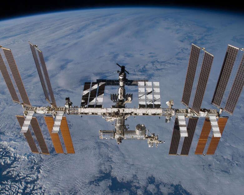astronauta, kosmos, 911, 911 z kosmosu, telefon z kosmosu