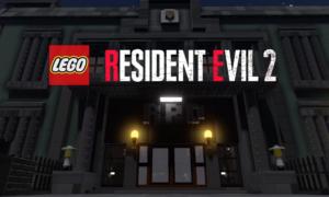 Rozgrywka z LEGO Resident Evil 2 – zobaczcie produkcję w akcji!